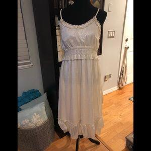 Moon river tank dress